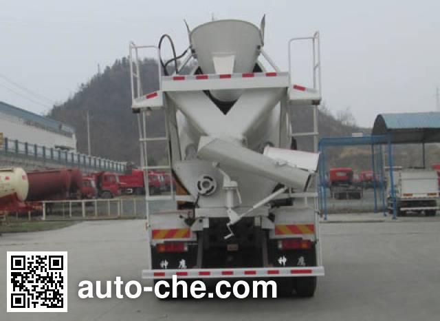 神鹰牌YG5250GJBKPQ52M混凝土搅拌运输车