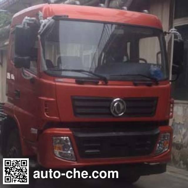 Shenying YG5250JSQGD4D2 truck mounted loader crane
