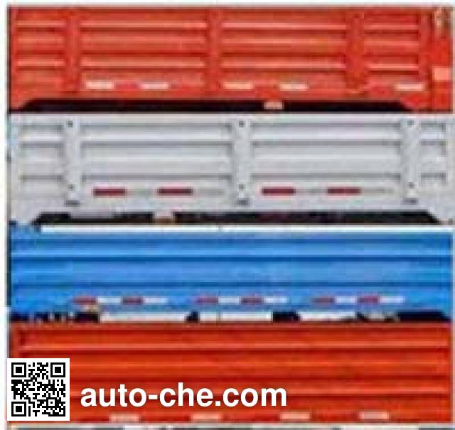 Shenying YG5250JSQGD4D1 truck mounted loader crane