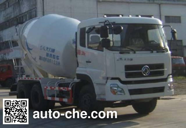 神鹰牌YG5251GJBA1混凝土搅拌运输车
