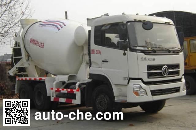神鹰牌YG5251GJBA4混凝土搅拌运输车