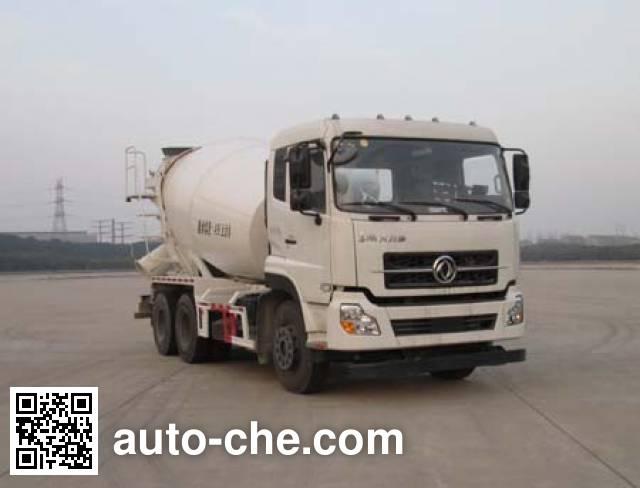 神鹰牌YG5251GJBA4A混凝土搅拌运输车