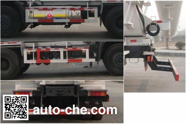 神鹰牌YG5251GJBA5混凝土搅拌运输车