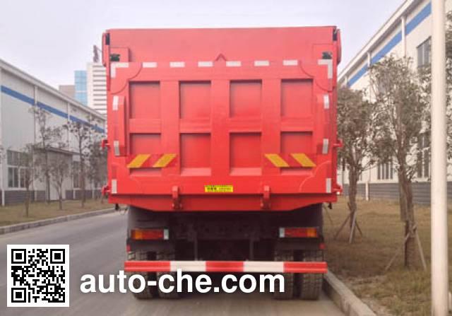 Shenying YG5258ZLJA6 dump garbage truck