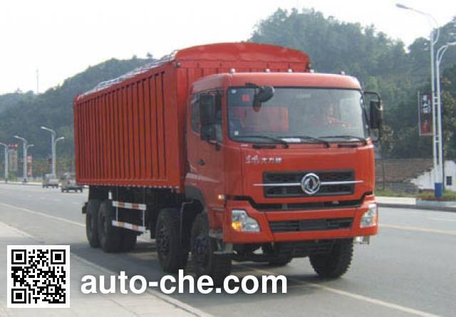 Shenying YG5280CPYA2 soft top box van truck