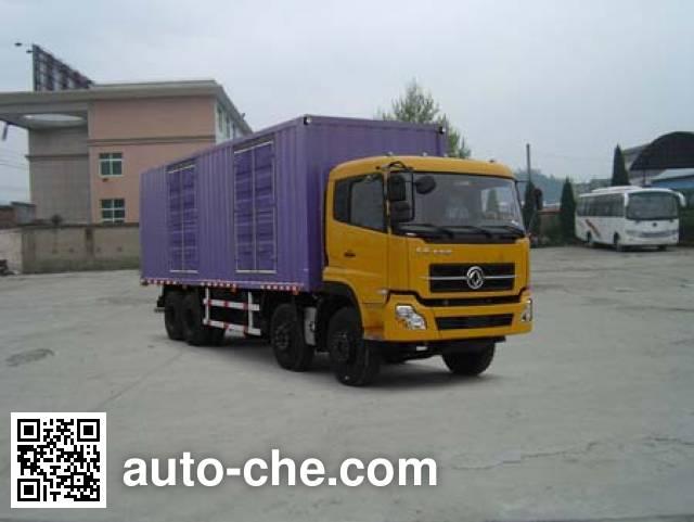 Shenying YG5280XXYA2 box van truck
