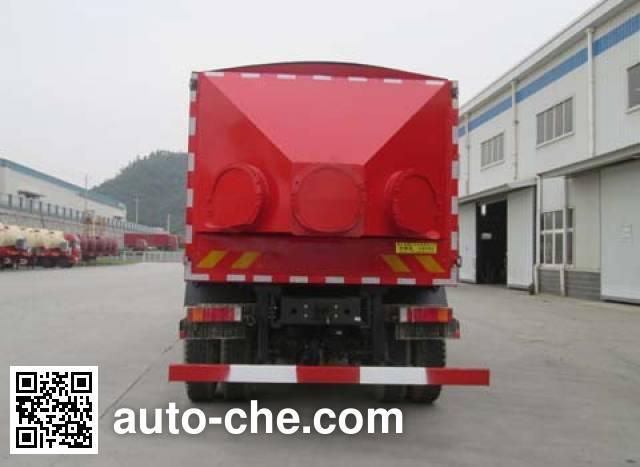 Shenying YG5310TSGA20 fracturing sand dump truck
