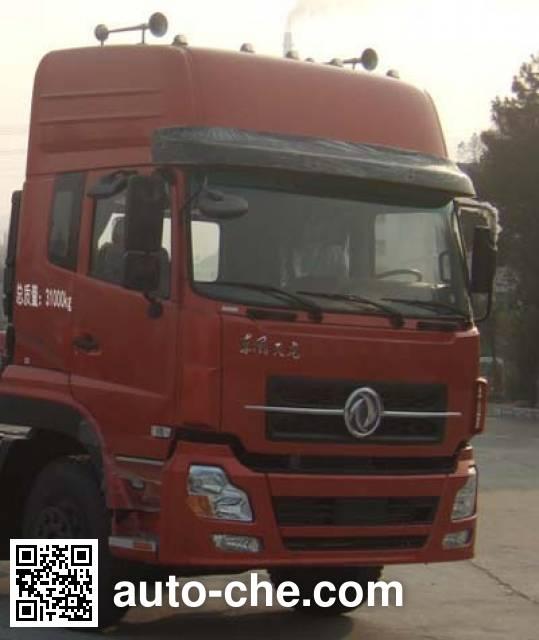 Shenying YG5311GFLA4 bulk powder tank truck