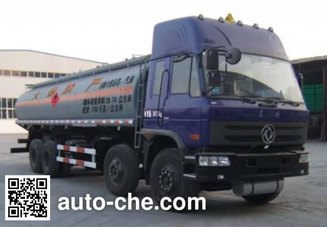 Shenying YG5311GJYGF fuel tank truck