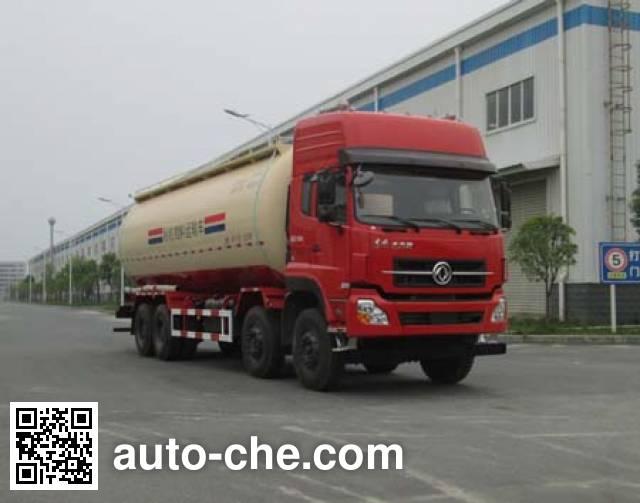 神鹰牌YG5318GFLA12低密度粉粒物料运输车