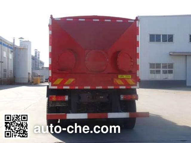 Shenying YG5318TSGHR366TL fracturing sand dump truck
