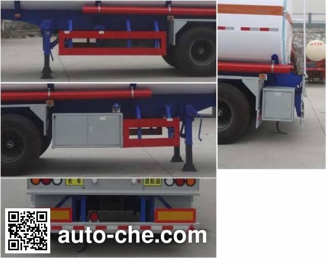 Shenying YG9350GYY oil tank trailer