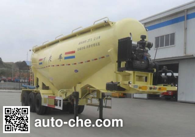 Shenying YG9402GXH ash transport trailer