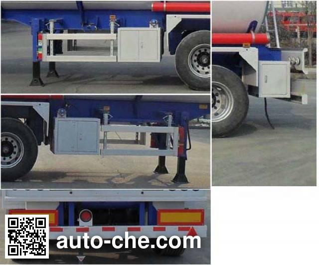 Shenying YG9403GYY oil tank trailer