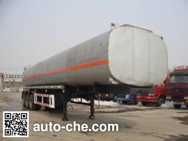 Shenxing (Yingkou) YGB9372GYY oil tank trailer