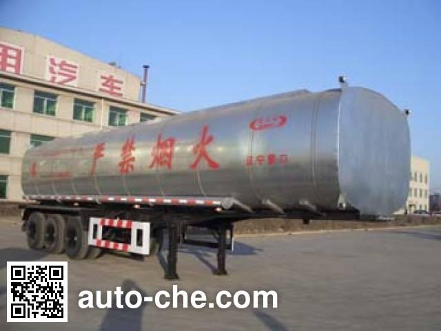 Shenxing (Yingkou) YGB9391GYY oil tank trailer