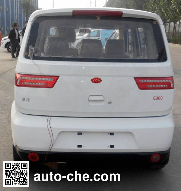 Yogomo YGM6360BEV electric MPV
