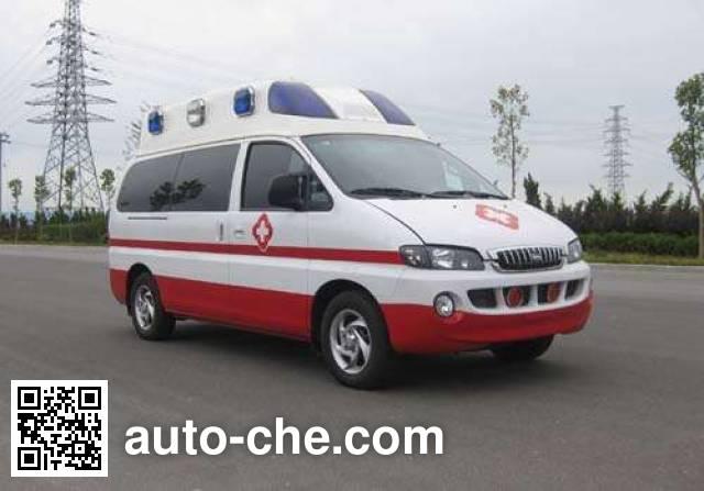 前兴牌YH5031JH救护车