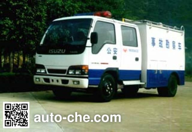 Yuehai YH5050XKC02 investigation team car