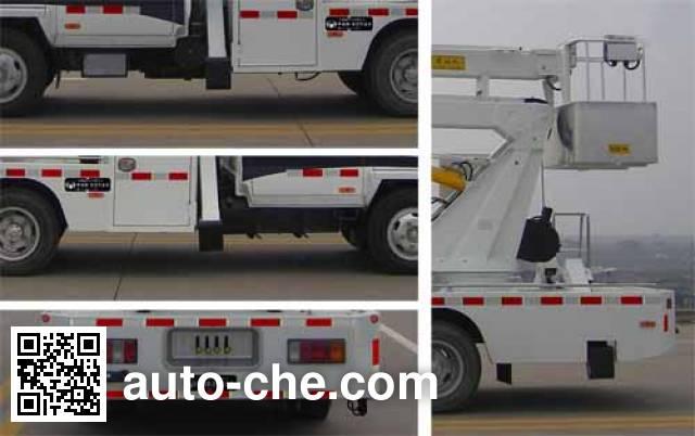 Yuehai YH5051JGK024 aerial work platform truck