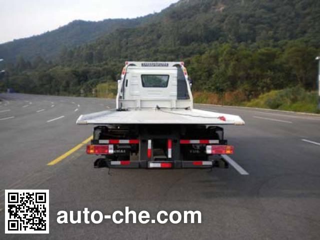 Yuehai YH5081TQZ124P wrecker