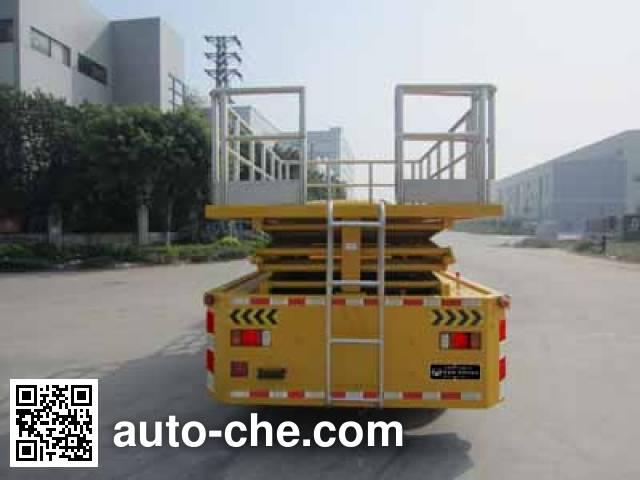 Yuehai YH5100JGK024 aerial work platform truck