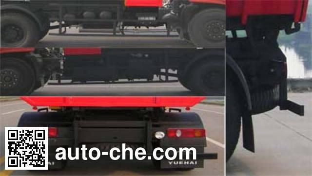 Yuehai YH5101ZWX01 silt (sludge) grab truck