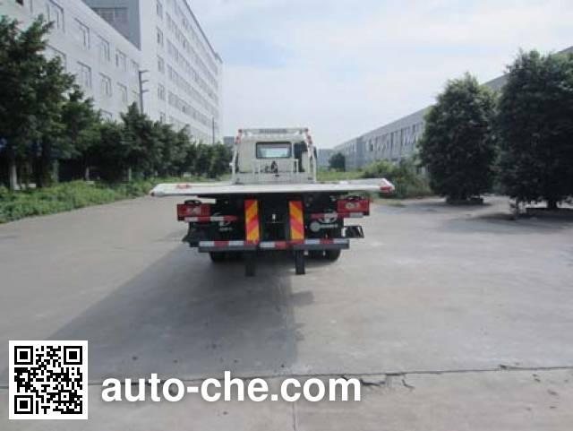 Yuehai YH5132TQZ185P wrecker