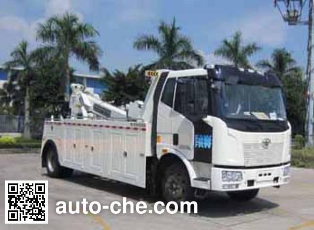 Yuehai YH5160TQZ124T wrecker