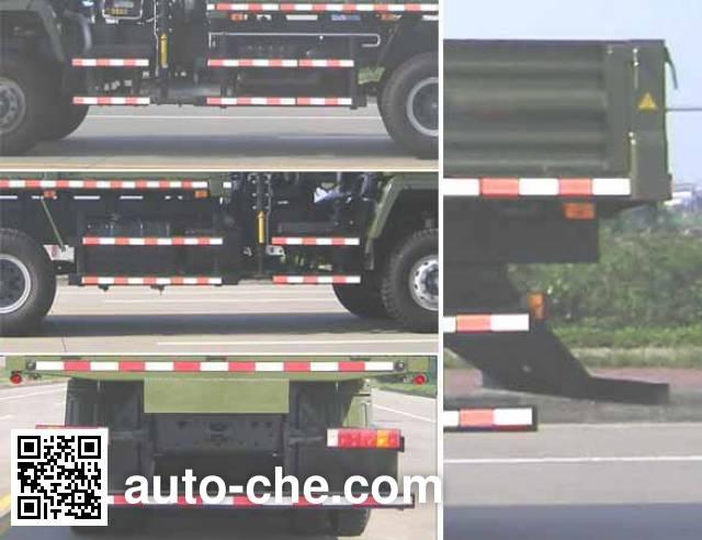 Yuehai YH5250JSQ29 truck mounted loader crane