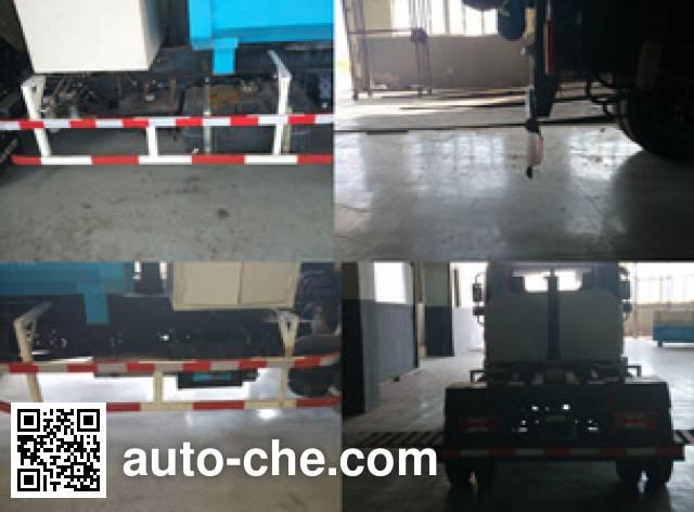 Hengyi YHY5040ZXX detachable body garbage truck