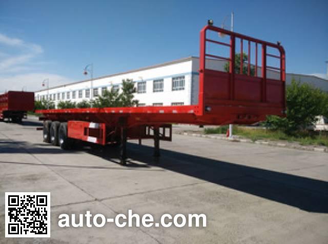 Hengyi YHY9400ZZXP flatbed dump trailer