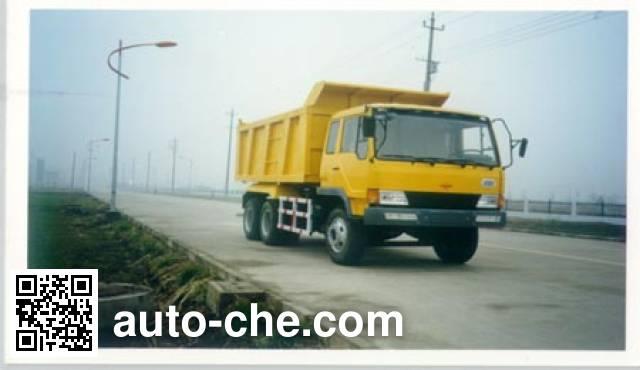 Yanjing YJ3160PZ dump truck