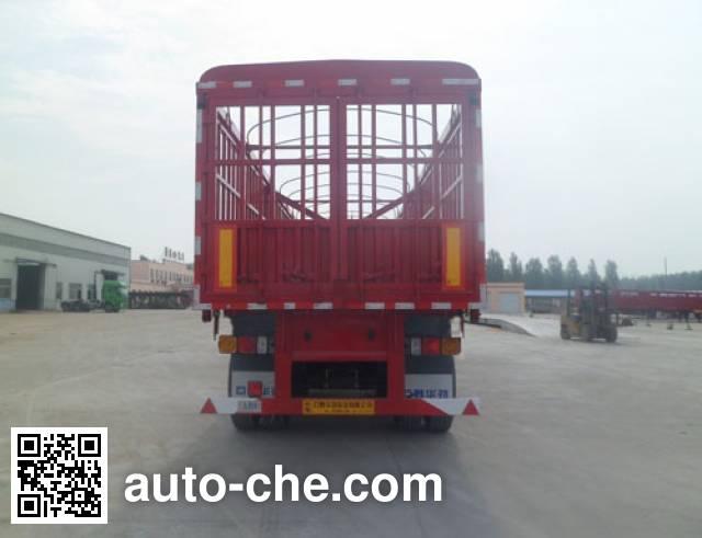Huajing YJH9400CCY stake trailer