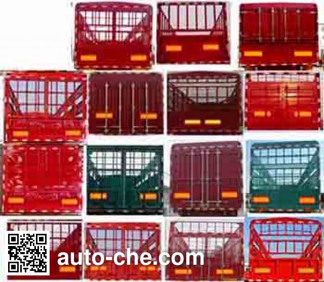 Huajing YJH9400CCYE stake trailer