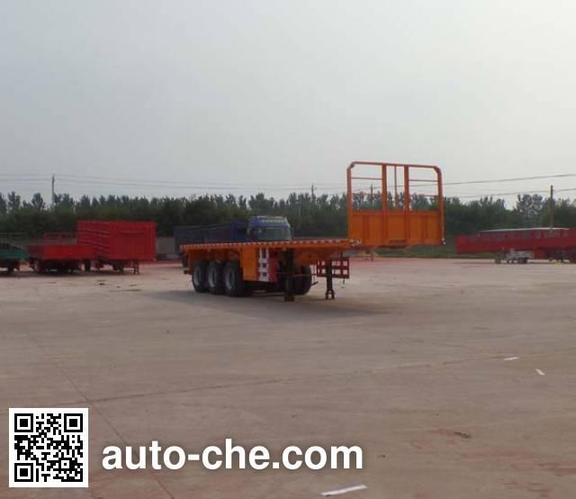 Huajing YJH9401TPB flatbed trailer