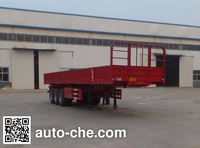 Huajing YJH9401ZL dump trailer