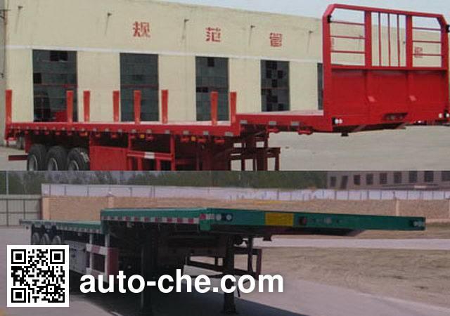 Huajing YJH9404TPBE flatbed trailer