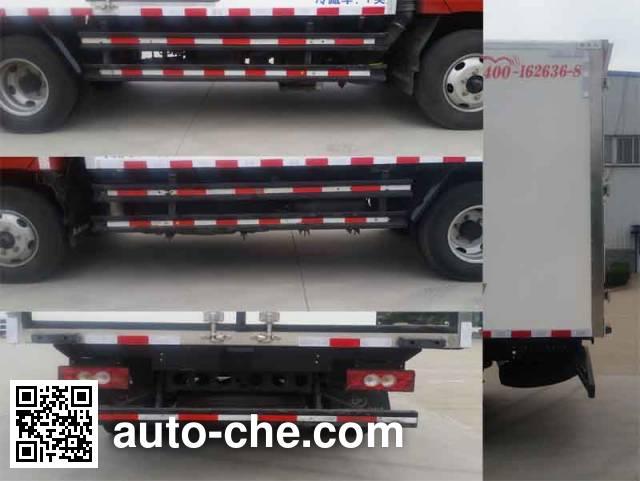 Yogomo YJM5043XLC1 refrigerated truck