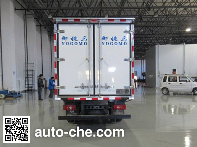 Yogomo YJM5045XLC1 refrigerated truck