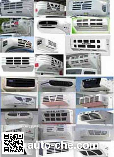 Yogomo YJM5046XLC refrigerated truck