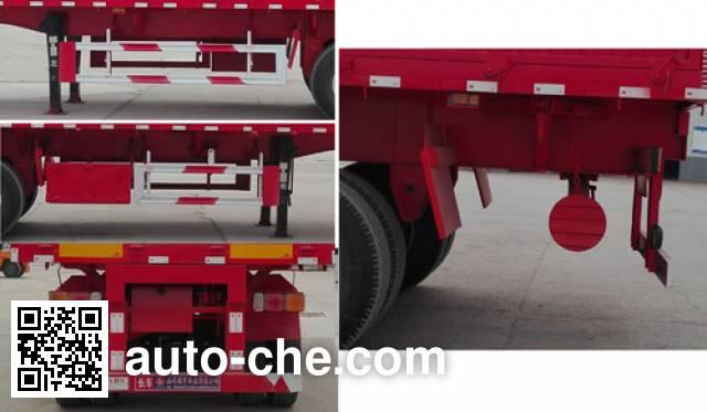 Yunyu YJY9400Z dump trailer