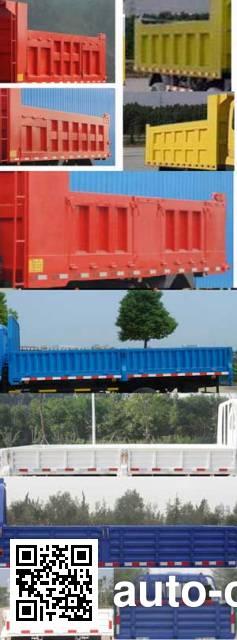 Yanlong (Hubei) YL3042GL dump truck