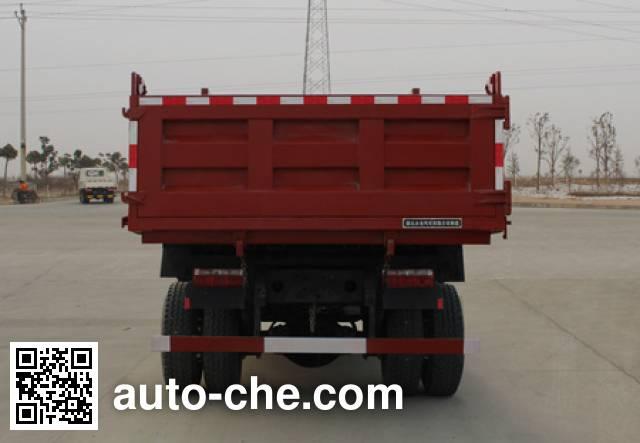Yanlong (Hubei) YL3060GSZ1 dump truck