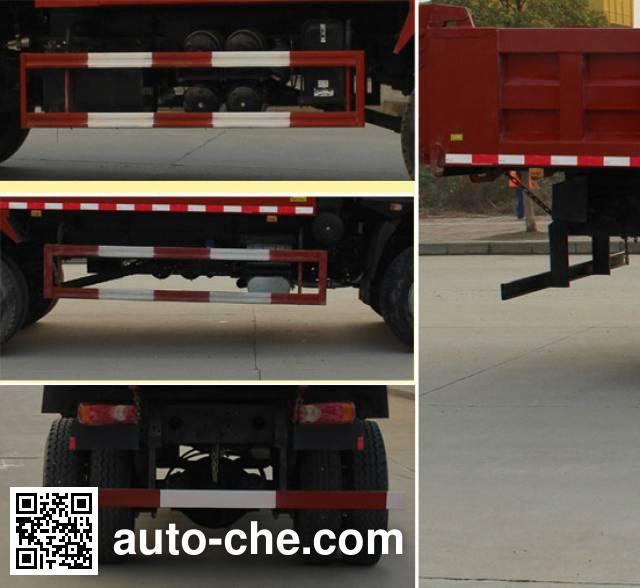 Yanlong (Hubei) YL3160GSZ1 dump truck