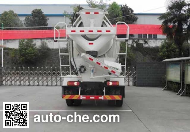 Yanlong (Hubei) YL5160GJBK2 concrete mixer truck
