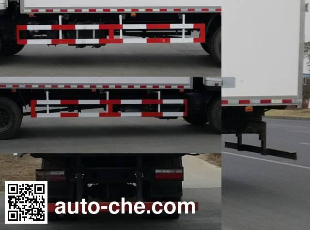 Yanlong (Hubei) YL5160XLCGSZ1 refrigerated truck