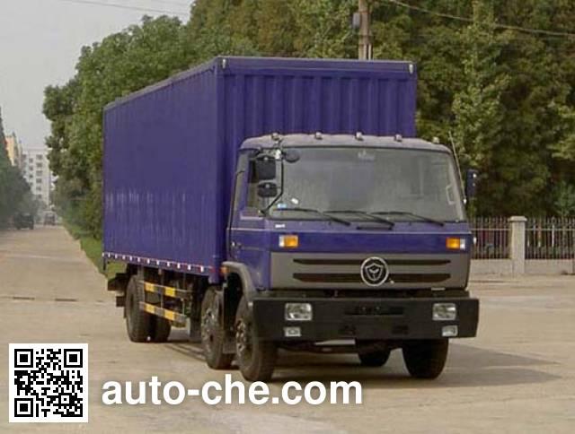 Yanlong (Hubei) YL5160XXYG box van truck