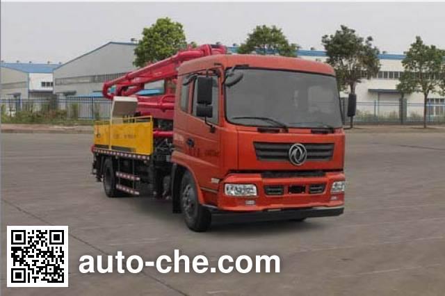 Yanlong (Hubei) YL5196THBGL1 concrete pump truck