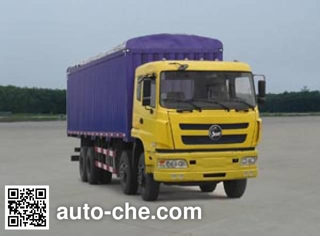 Yanlong (Hubei) YL5310XXYG1 soft top box van truck